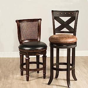 wood barstool wood bar stool wood counter stool backless bar stool backless - Amazon Bar Stools