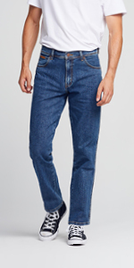 Wrangler Texas jeans Uomo
