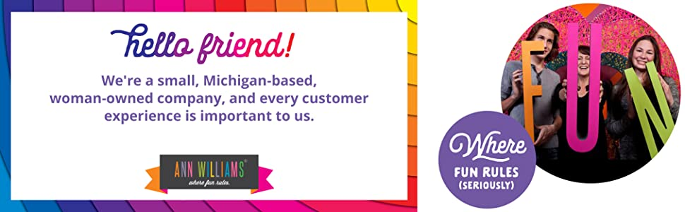small usa based michigan woman owned company customer experience