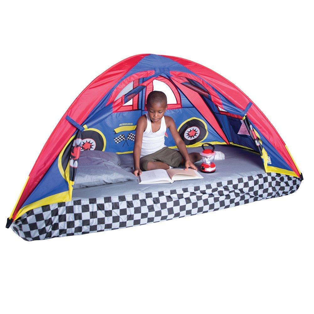 Amazon Com Pacific Play Tents 19710 Kids Rad Racer Bed