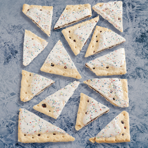 Storing Pop-Tarts in the freezer results in a chilly sweet treat great for hot days or whenever