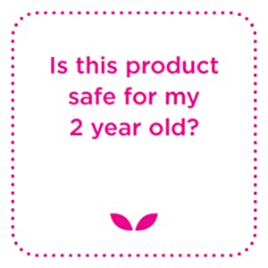 Is this product safe my 2 year old?