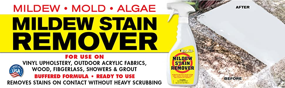 Amazon Star brite Mildew Stain Remover 22 OZ SPRAYER Sports
