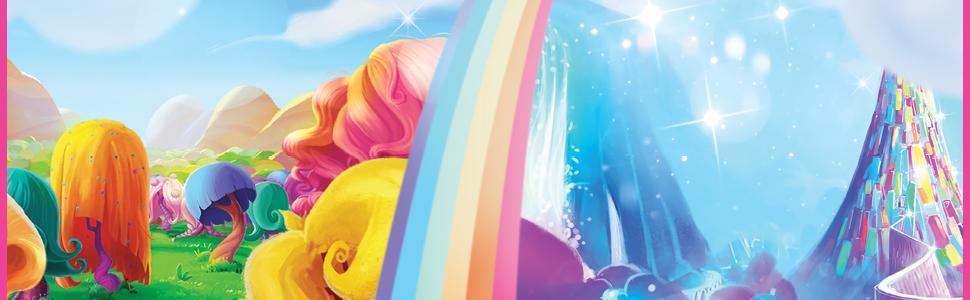 Barbie Mattel DWH10 - Dreamtopia BonBon-Einhorn: Amazon.de