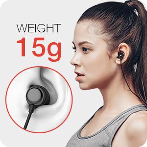 magnetic neckband lightweight