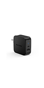 RAVPower USB-C急速充電器 61W/PD 3.0対応