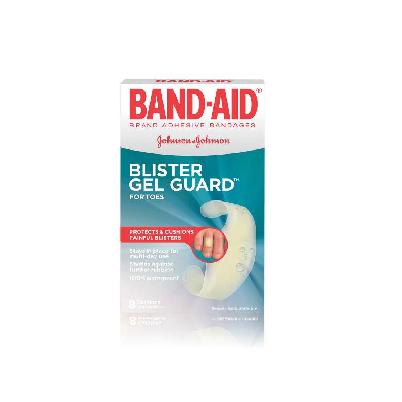 Gel bandages