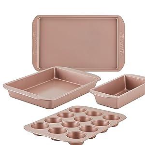 bakeware, bakeware set, nonstick bakeware, farberware
