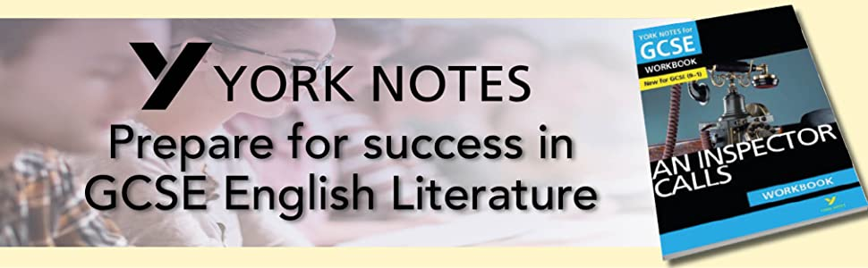 An Inspector Calls: York Notes for GCSE (9-1) Workbook: Amazon.co.uk: Green, Mary: 9781292100791 ...
