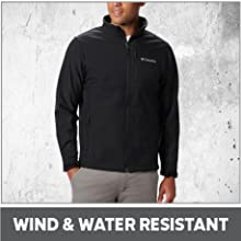 Wind and water resistant