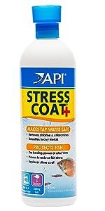 conditioner tap city rural aloe vera damage fin skin disease chlorine toxic neutralize slime