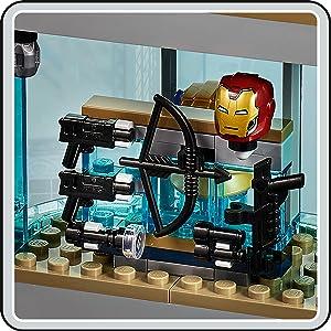 LEGO 76166 Marvel Super Heroes Batalla en la Torre de los