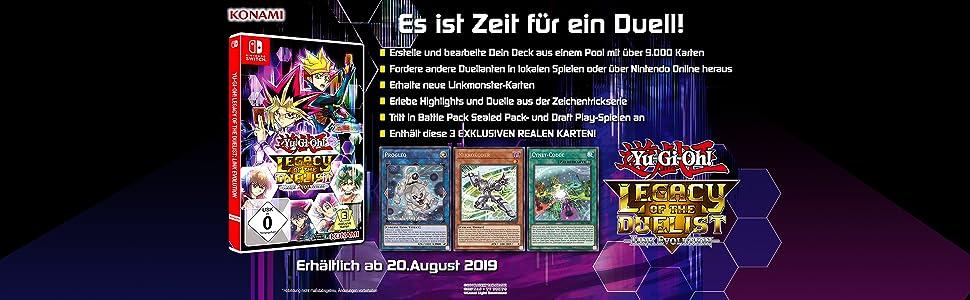 Yu Gi Oh Legacy Of The Duelist Link Evolution Amazonde