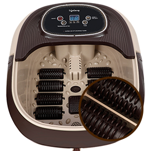 Rollers Massager, Foot Spa, Spa and Massager, Foot Massager