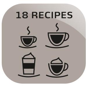 18 công thức cà phê