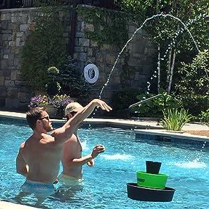 cornhole pool
