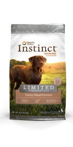 croquetas para perro, perro, alimento seco, instinct LID, Instinct