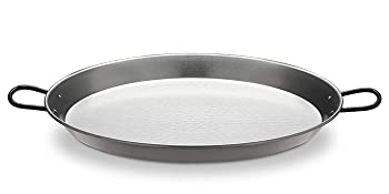 Metaltex - Paellera pulida 26 cm: Amazon.es: Hogar