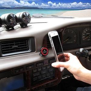 車載ホルダー スマホ車 スマートフォン車