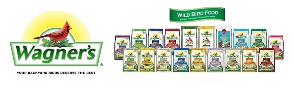 Wagner S  Nyjer Thistle Seed Wild Bird Food  Lb
