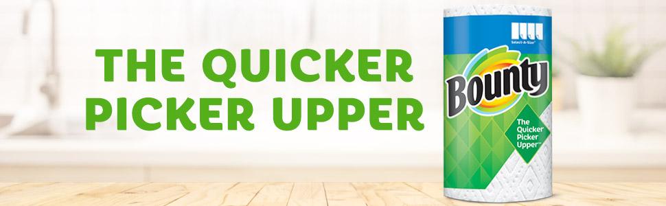 Pick the Quicker Picker Upper