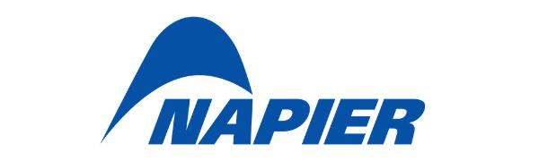 logo, napier