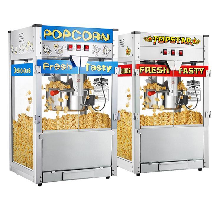 12 ounce popcorn machine