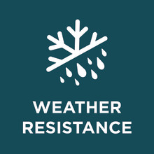 Weather resistance image