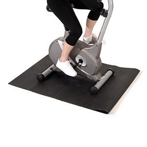 EXERCISE, BIKE, CYCLE, STATIONARY, MAT
