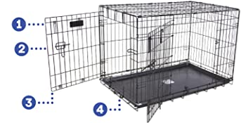 dog crates for small dogs, small dog crate, dog crate pad, dog crate bed,