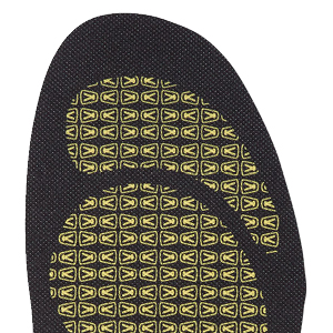 KEEN Utility insole footbed toes odor