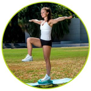 toning yoga roller comform adgility ball massage
