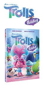Abominable, Yeti, Family, Kids, DVD, Blu-ray, 4K, Boy, Friendship, Dreamworks, trolls holiday
