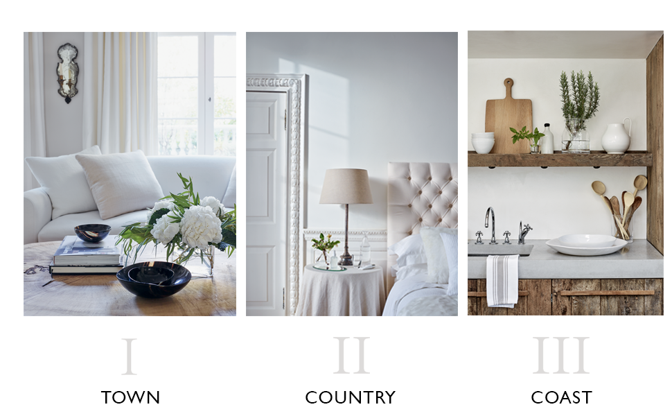 For the Love of White by Chrissie Rucker and The White Company