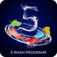 5 Wash