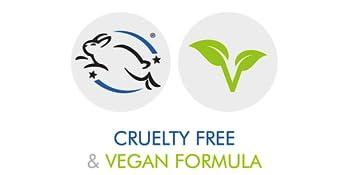 cruelty free amp; vegan formula