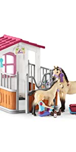 Schleich Horse Club, Gift for girls age 5, horse lover gift, horse gifts for girls