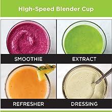 Ninja Blender, Ninja CT682, Ninja Intelli-sense kitchen system, Auto IQ, high speed blender