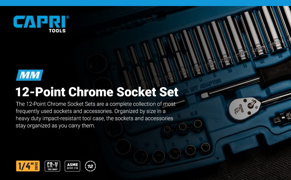 Chrome Sockets