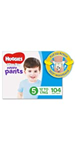 Huggies Ultra Dry Nappy-Pants