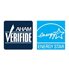 Certifications AHAM, energy star, carb