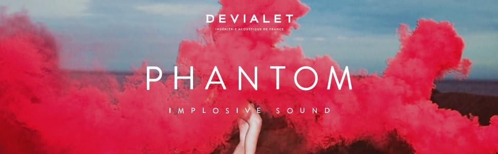 Devialet Gold/Silver Phantom - High-end wireless speaker - 4500 Watts - 108 dB 22