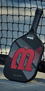 Amazon.com: Wilson Sporting Goods Energy Pro Pickleball ...