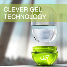 aer twist car dashboard air freshener fragrance no spill clear gel technology