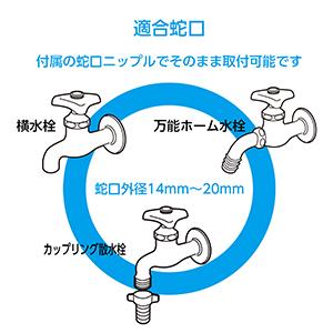 タカギ takagi 散水タイマー 水やりタイマー 自動灌水 自動水やり 水やり機 散水機 自動 散水 水まき 水やり 園芸 ガーデニング 菜園 スプリンクラー 散水チューブ 庭 畑 芝生 給水