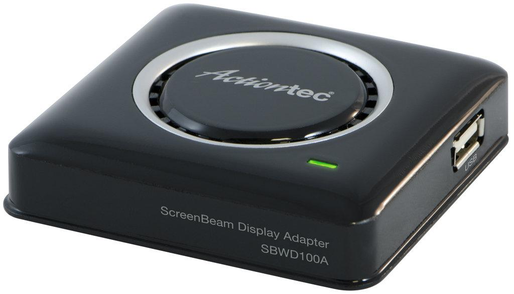 Actiontec ScreenBeam Pro Wireless Display Receiver SBWD100A Brand New Never Used