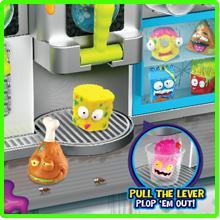 Grossery Gang Quot Mushy Slushie Quot Playset Amazon Co Uk Toys