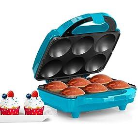 Makes 6 Cupcakes