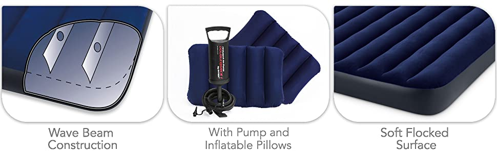 Airbed Features