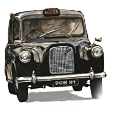 London; Black Cab; Ticket To ride; Token